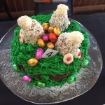 Easter Cake - 2nd prize