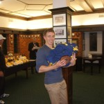 Dean Cochrane - Collecting towels for the team - Summer Pennant's Div 1