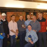 Summer Pennant Winners, Mens +35 Div 3