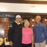 Barbara Bentley, Richard Yorg - Runners Up, Mixed 50+ Doubles
