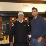 Andrew Pope - Winner Award for most sets taken off State Grade/Div 1 players, Men's Singles