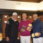 Greg Jacobs, Bruce Garlic - Winners, Men's 50+ Doubles