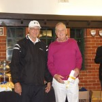 Greg Jacobs - Runner Up, Men's 50+ Singles